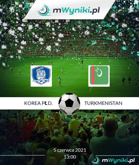 South Korea - Turkmenistan