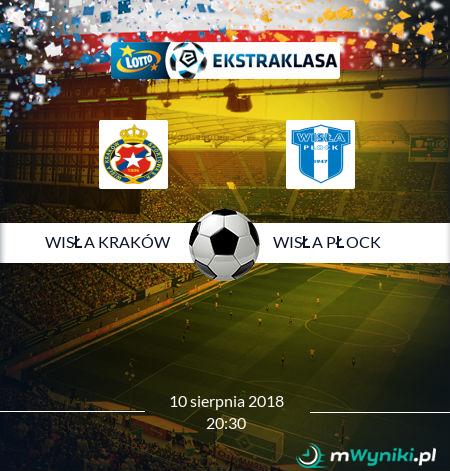 Wisła Kraków - Wisła Płock