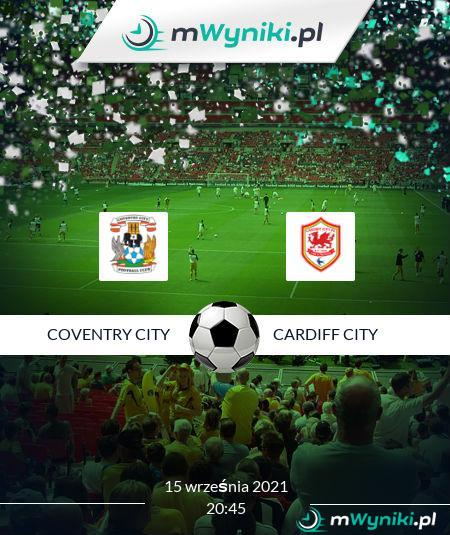 Coventry City - Cardiff City