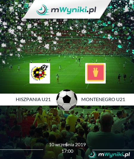 Spain U21 - Montenegro U21