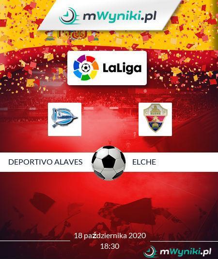 Deportivo Alaves - Elche
