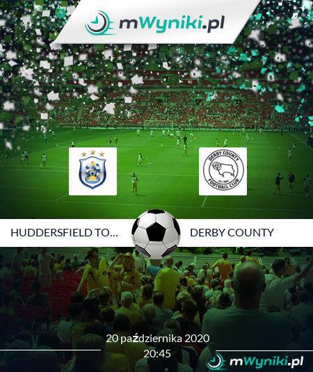 Huddersfield Town - Derby County