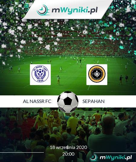 Al Nassr FC - Sepahan
