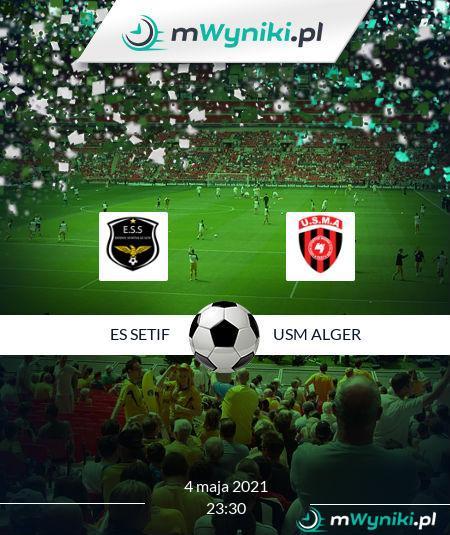 ES Setif - USM Alger