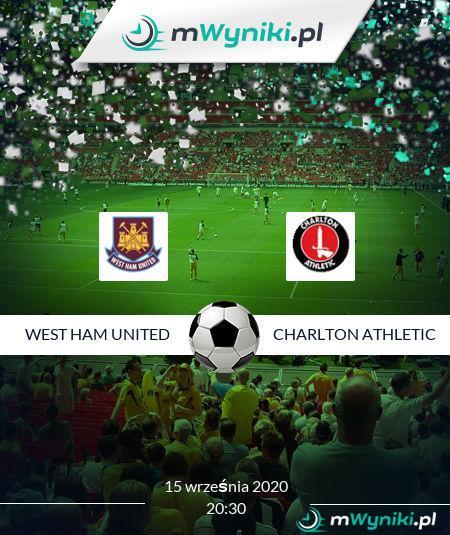 West Ham United - Charlton Athletic