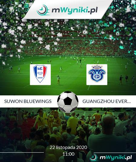 Suwon Bluewings - Guangzhou Evergrande
