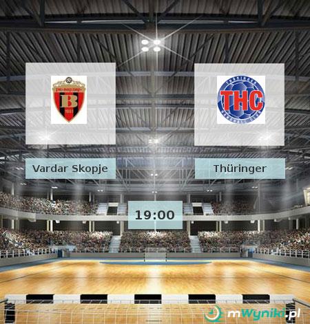 Vardar Skopje - Thüringer
