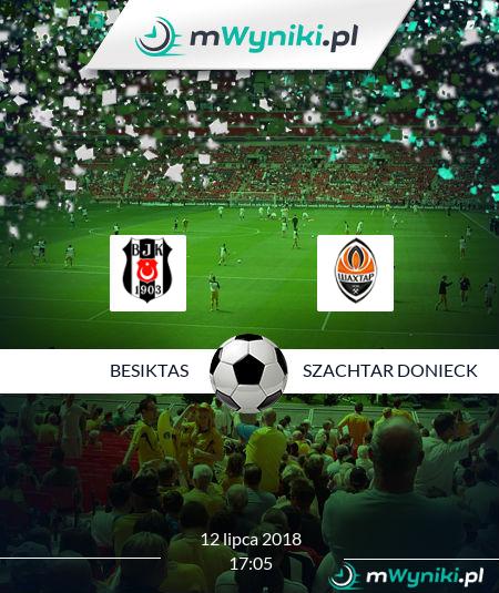 Besiktas - Szachtar Donieck