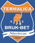 Logo Termalica B-B Nieciecza