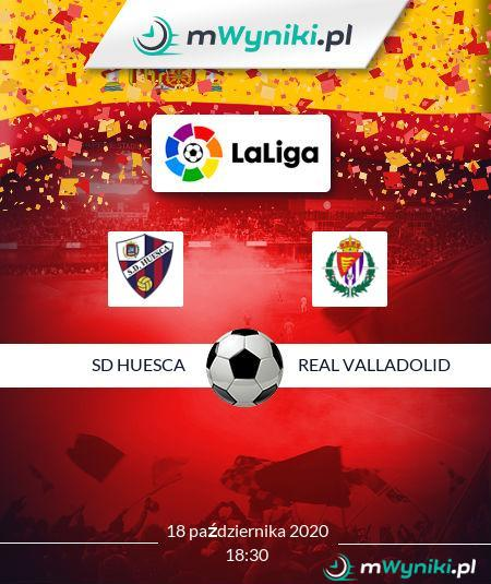 SD Huesca - Real Valladolid