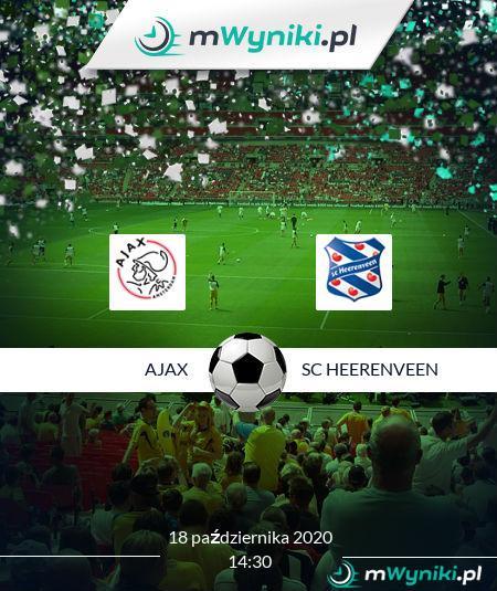 Ajax - SC Heerenveen