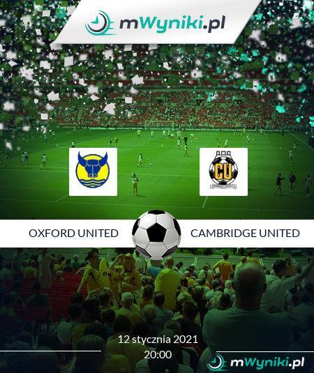 Oxford United - Cambridge United