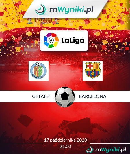 Getafe - Barcelona