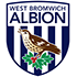 Logo West Bromwich Albion