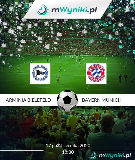 Arminia Bielefeld - Bayern Munich