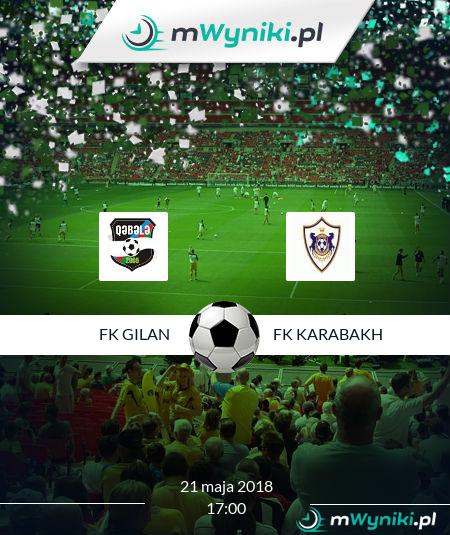 FK Gilan - FK Karabakh