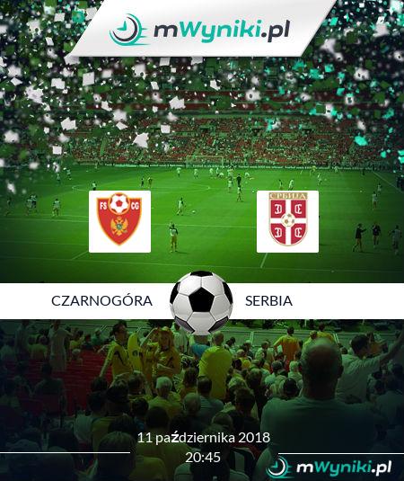 Czarnogóra - Serbia