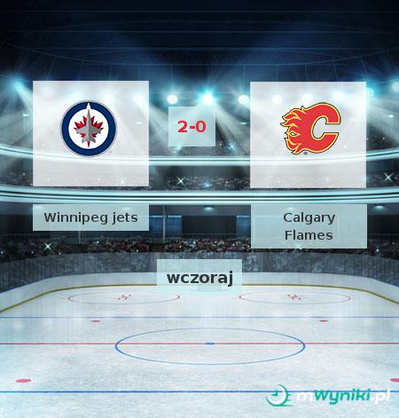 Winnipeg jets - Calgary Flames