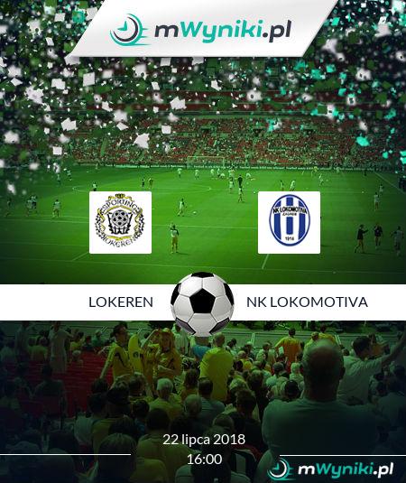 Lokeren - NK Lokomotiva
