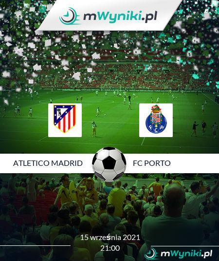 Atletico Madrid - FC Porto