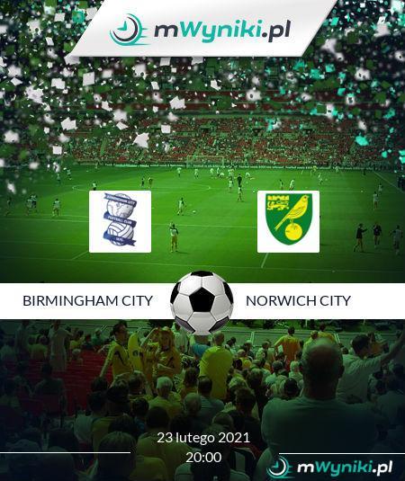 Birmingham City - Norwich City