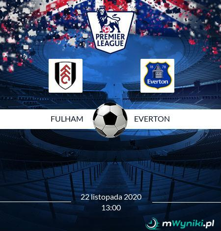 Fulham - Everton