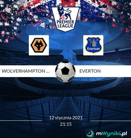 Wolverhampton Wanderers - Everton