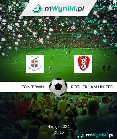 Luton Town - Rotherham United