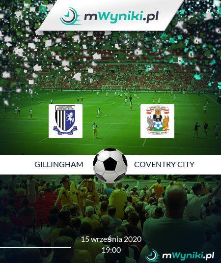 Gillingham - Coventry City