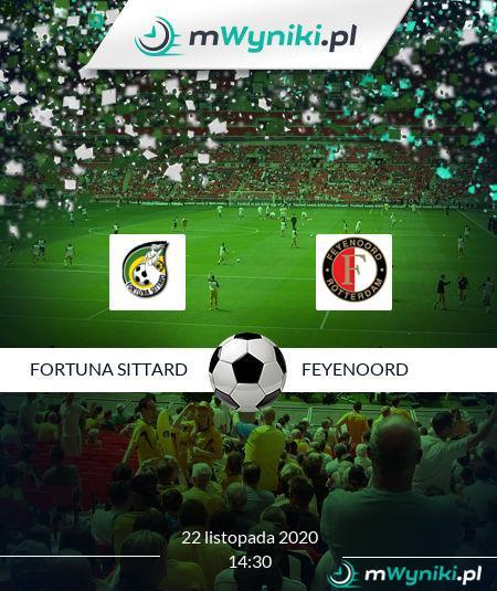 Fortuna Sittard - Feyenoord