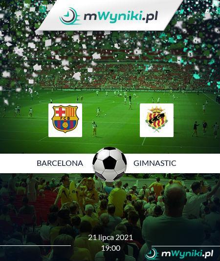 Barcelona - Gimnastic