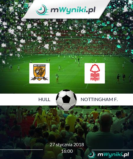 Hull - Nottingham F.