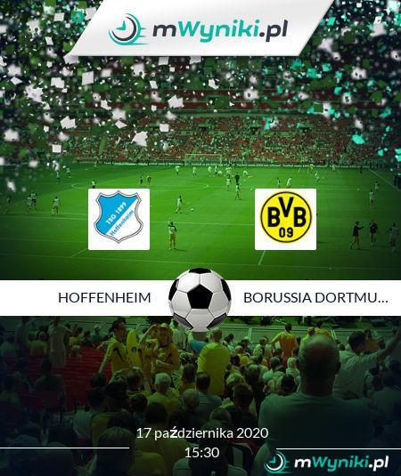 Hoffenheim - Borussia Dortmund