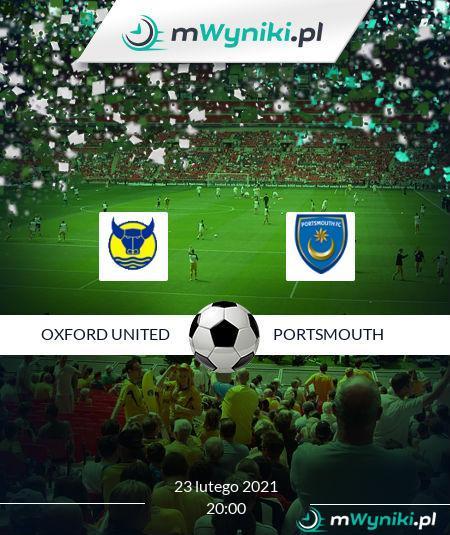 Oxford United - Portsmouth