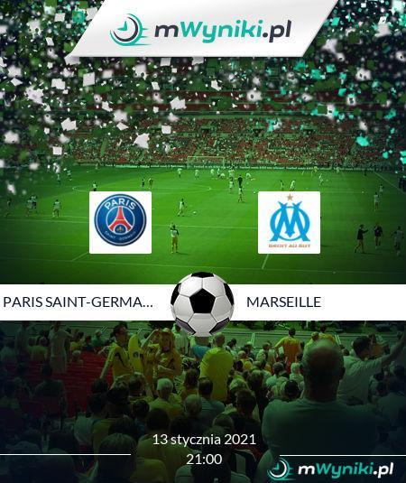 Paris Saint-Germain - Marseille