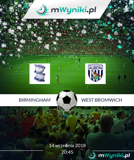 Birmingham - West Bromwich