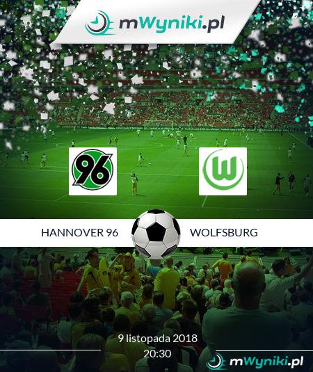 Hannover 96 - Wolfsburg