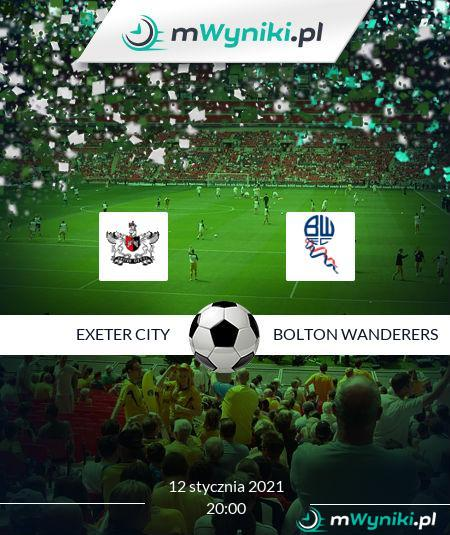 Exeter City - Bolton Wanderers