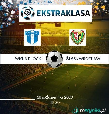 Wisła Płock - Śląsk Wrocław