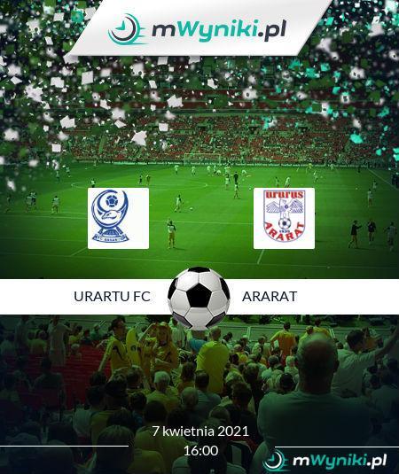 Urartu FC - Ararat