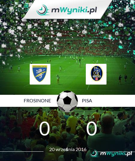 Frosinone - Pisa