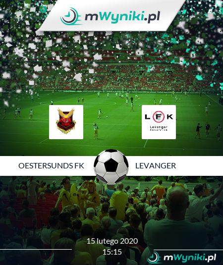 Oestersunds FK - Levanger