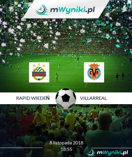 Rapid Wiedeń - Villarreal