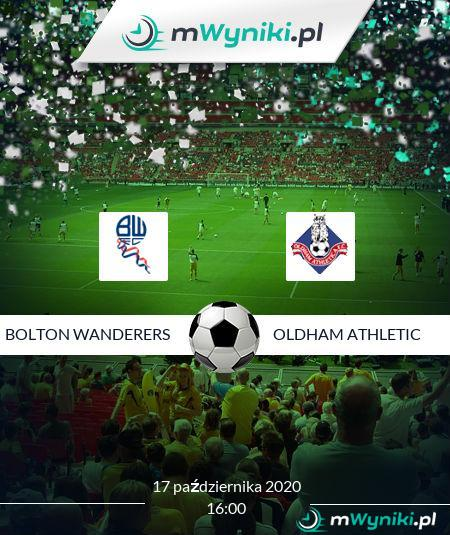 Bolton Wanderers - Oldham Athletic