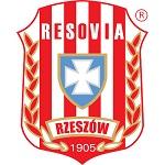 Logo Resovia Rzeszów