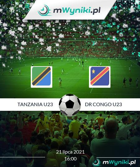 Tanzania U23 - DR Congo U23