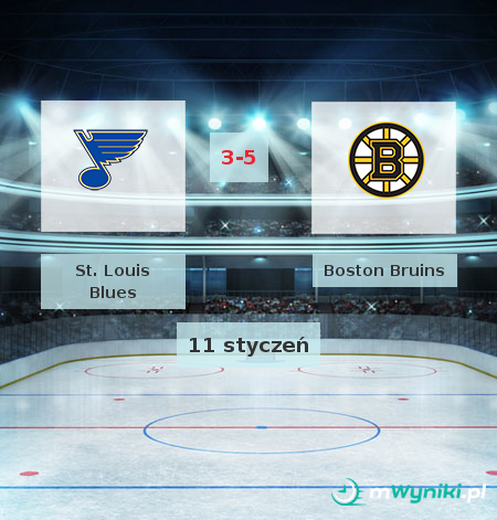 St. Louis Blues - Boston Bruins
