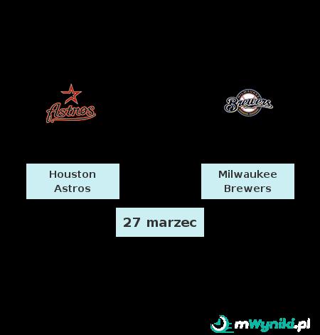Houston Astros - Milwaukee Brewers