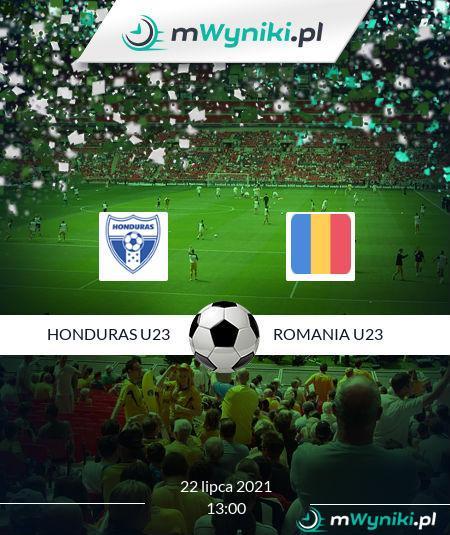 Honduras U23 - Romania U23