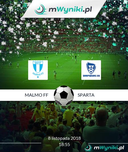 Malmo FF - Sparta